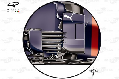 Formel-1-Technik: Wie sich Red Bull in Österreich mit Updates absetzen konnte