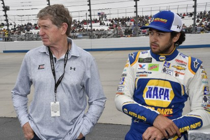 SRX-Finale: NASCAR-Champion Chase Elliott trifft auf seinen Vater Bill