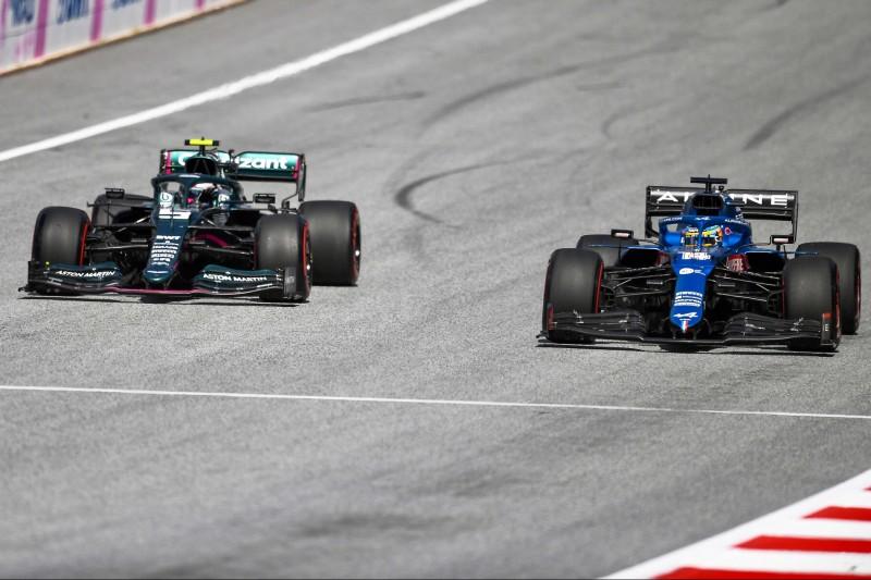 Vettel-Strafe in Spielberg: Experten Surer und Montoya unterschiedlicher Meinung
