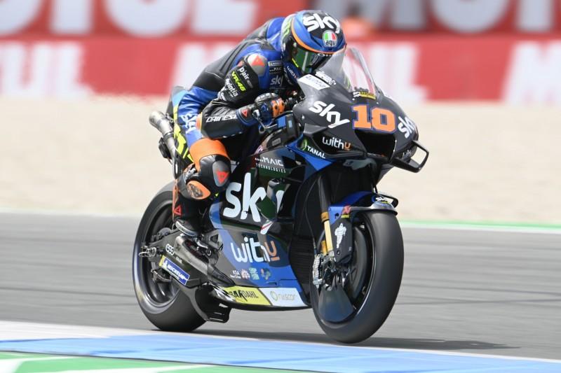 """Luca Marini über VR46-Zukunft: """"Wollen eines der besten MotoGP-Teams werden"""""""