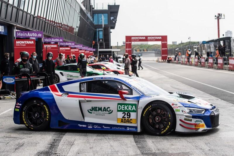 ADAC GT Masters Zandvoort 2021: Notizen vom Samstag