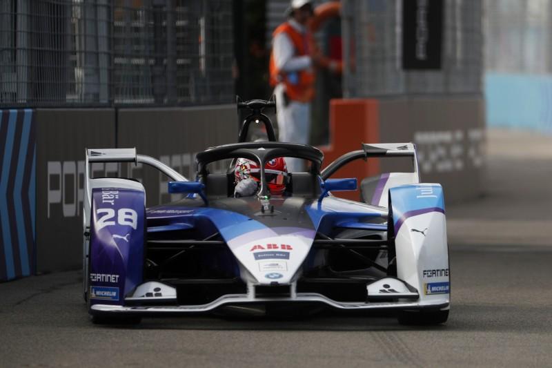 Formel E New York 2021: Vergne öffnet Tür zum Sieg für Günther und BMW-Andretti
