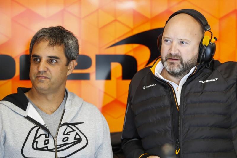 Montoya: Seidl der Schlüsselfaktor für den McLaren-Aufschwung