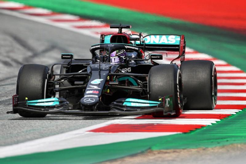 Lewis Hamilton: So groß war sein Handicap beim Österreich-Grand-Prix