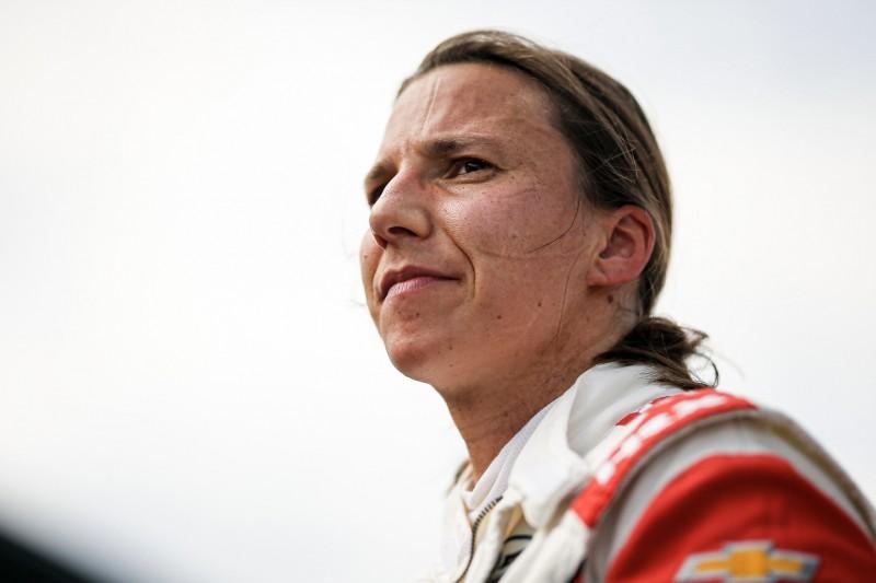 "Simona de Silvestro: ""IndyCar ist auf dem richtigen Weg!"""