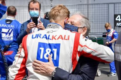 """Jean Todt """"sehr glücklich"""" über Mick Schumacher in der Formel 1"""