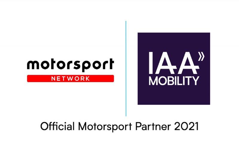 Motorsport Network: Motorsportpartner der IAA Mobility in München