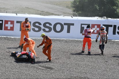 Sturzstatistik zur Saisonhalbzeit: Dieser MotoGP-Pilot stürzte am häufigsten