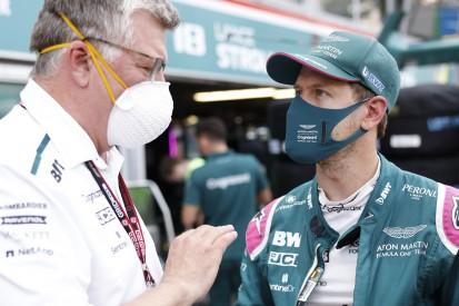 """""""Ziemlich beeindruckend"""": Aston Martin schwärmt von Vettels Detailtiefe"""