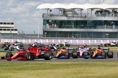 Formel-1-Liveticker: Leclerc: Sainz eher Rivale als Sebastian Vettel