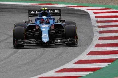 Neues Alpine-Chassis für Esteban Ocon beim britischen Grand Prix