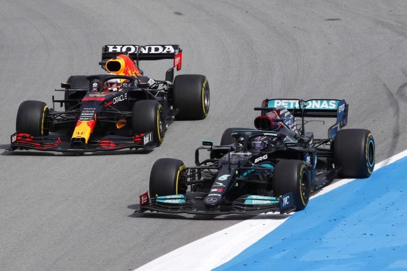 Coulthard: Hamilton genießt den Titelkampf mit Verstappen