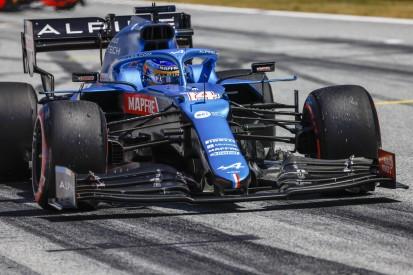 Alpine zuversichtlich: Für Alonso fügt sich jetzt langsam alles
