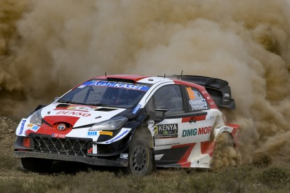 Trotz neuem WRC-Reglement: Kein Entwicklungsstopp am aktuellen Toyota