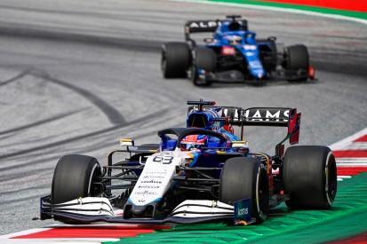 Trotz engem Kampf um P10: Alonso glaubt nicht an Williams-Bedrohung