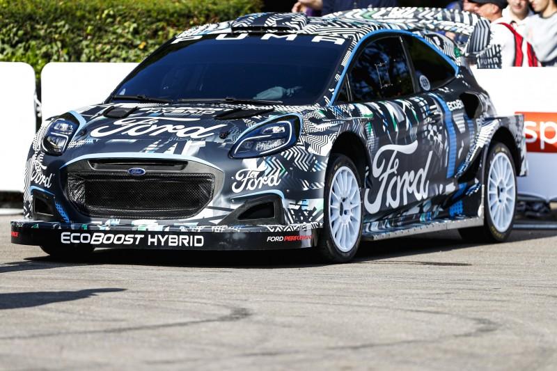 Ford weitet WRC-Engagement bei der Entwicklung des Puma aus