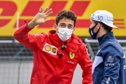 Charles Leclerc: Ferrari sollte Duell mit McLaren mit Blick auf 2022 opfern