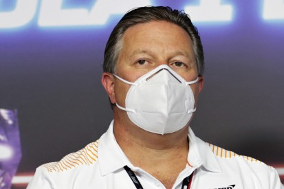 McLaren-CEO Zak Brown nach positivem Coronatest in Quarantäne