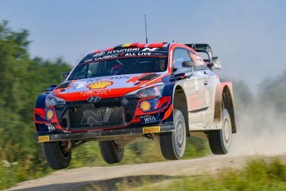 WRC Rallye Estland 2021: Neuville will von Schongang nichts wissen