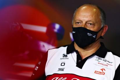 Zusammen mit Alfa-Romeo-Deal: Frederic Vasseur verlängert als Teamchef