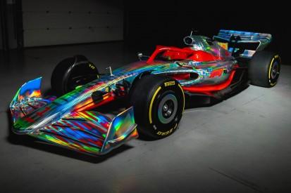 Präsentation in Silverstone: So sieht das neue Formel-1-Auto für 2022 aus!