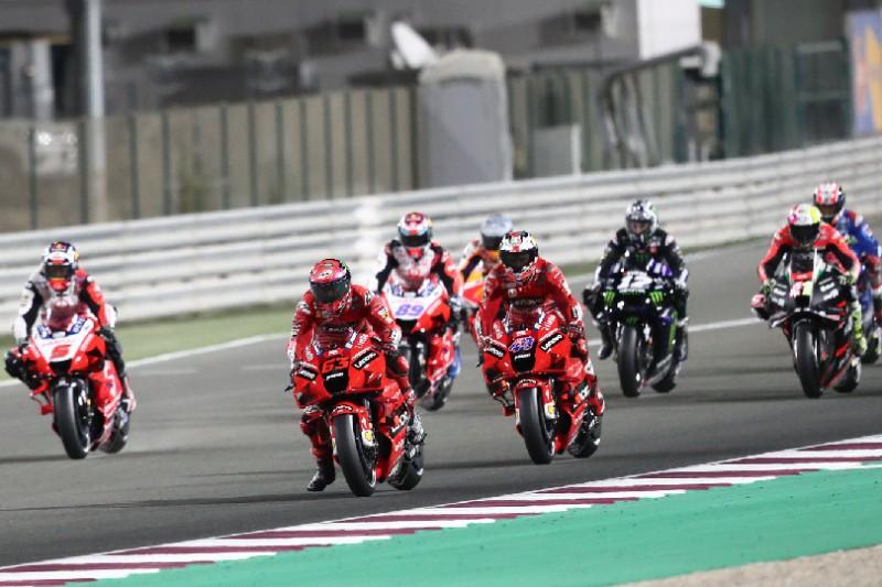 Vor- oder Nachteil? Ducati stellt 2022 ein Drittel des MotoGP-Feldes