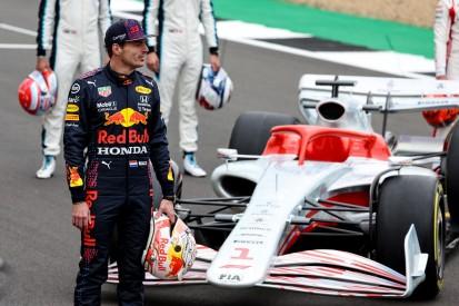 Max Verstappen: Formel 1 mit neuem Auto 2022 noch weit weg von IndyCars