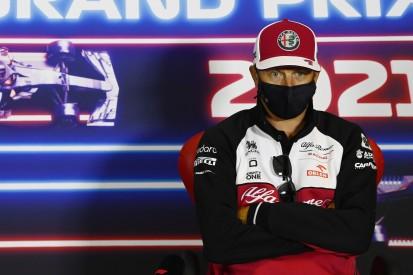 """Kimi Räikkönen über Qualifyingsprint: """"Habe nicht viele Gedanken"""""""