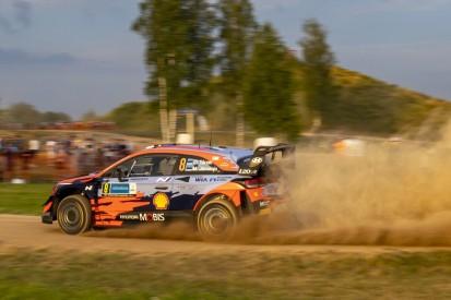 WRC Rallye Estland 2021: Frühes Aus für Lokalmatador Ott Tänak