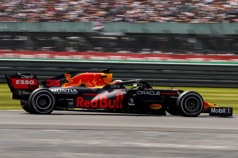 F1 Silverstone 2021: Verstappen trotz Mercedes-Updates klar Schnellster