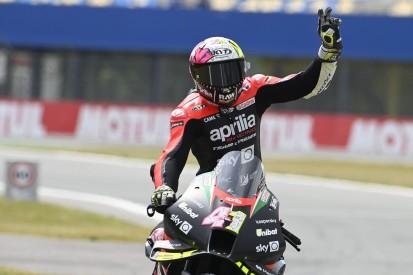 "Aprilia laut Aleix Espargaro ""die Revolution"" der MotoGP-Saison 2021"