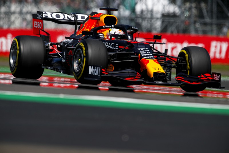 F1-Training Silverstone 2021: Verstappen Schnellster, Hamilton P8