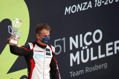 Nico Müller über DTM-Auftakt in Monza: Positiver Start in GT3-Ära war wichtig