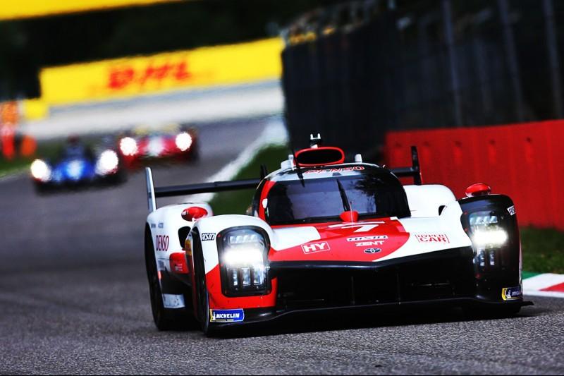 """Toyota und Lopez pokern sich zur Pole in Monza: """"Dachten schon ans Rennen"""""""