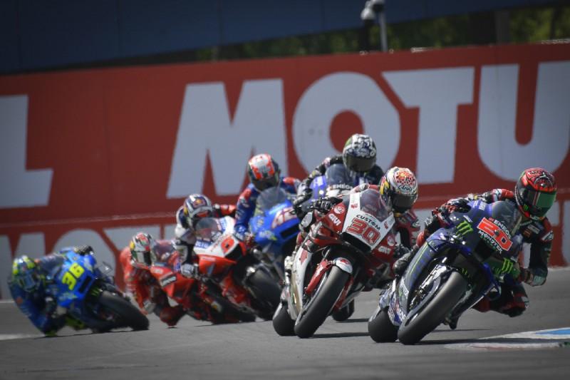 """MotoGP-Kalender am Limit: """"Formel 1 hat nicht die Probleme wie wir"""""""
