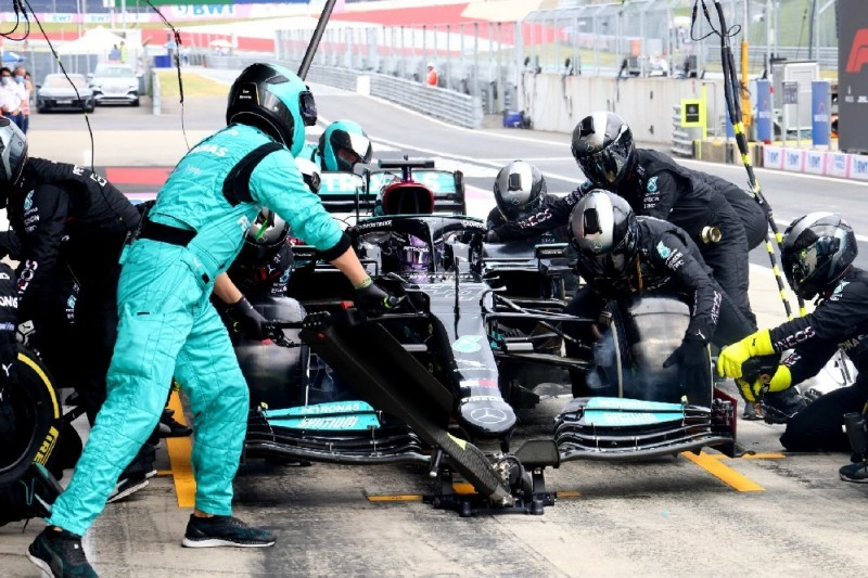 FIA verschiebt Boxenstopp-Direktive bis zum Belgien-Grand-Prix
