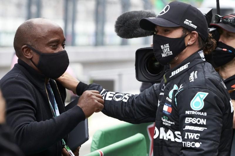 """Anthony Hamilton verteidigt Lewis: """"Das ist doch, was wir sehen wollen!"""""""