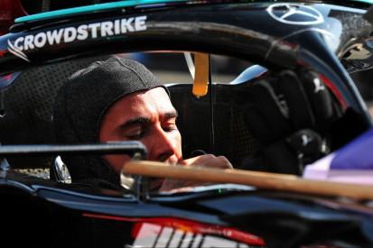 Formel 1 sagt rassistischen Fans nach Attacken gegen Hamilton: Raus hier!