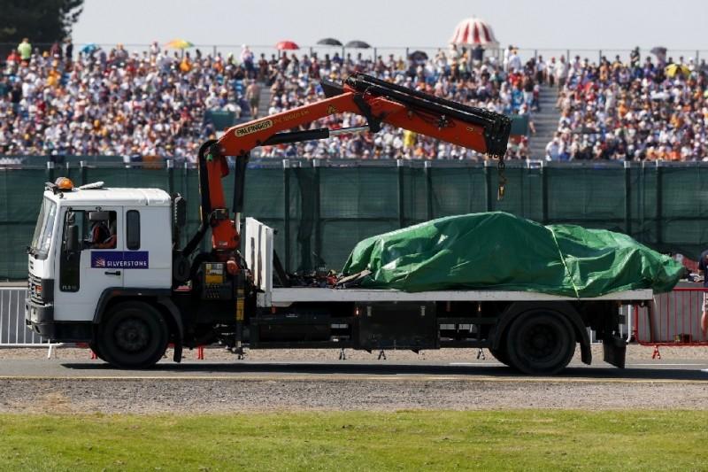Nach Verstappen-Crash: Honda fürchtet um Motor