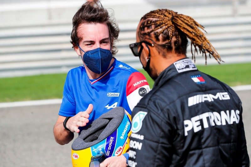 Crash Verstappen vs. Hamilton: So sehen es die anderen Fahrer