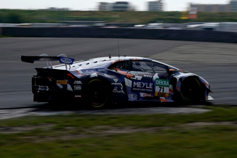 Neue Pläne: T3 verschiebt DTM-Einsatz von drittem Lamborghini
