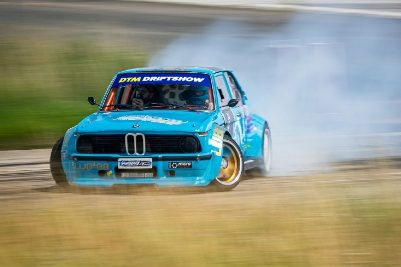 Premiere auf dem Lausitzring: Das steckt hinter der neuen DTM-Driftshow