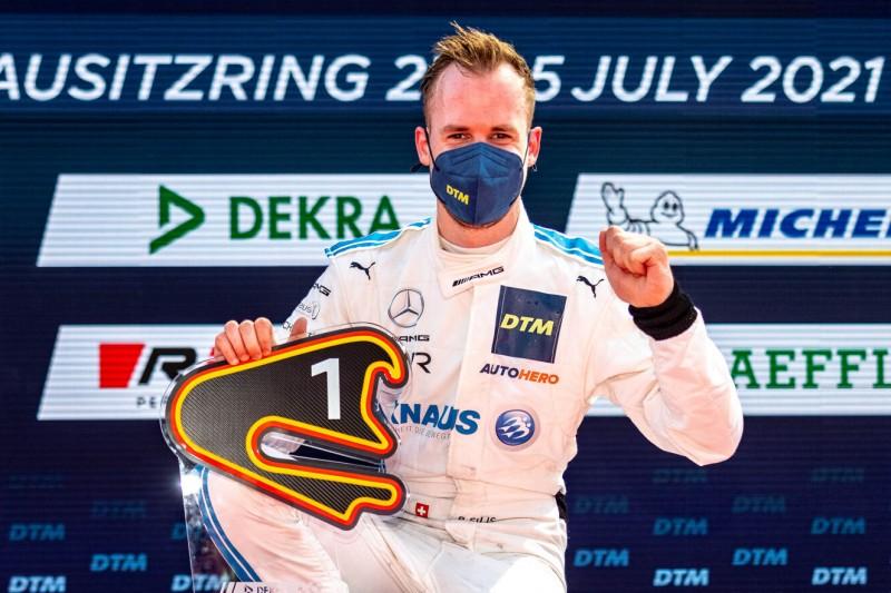 """DTM-Sieger Philip Ellis über Super-Restart am Lausitzring: """"Besser als erwartet"""""""