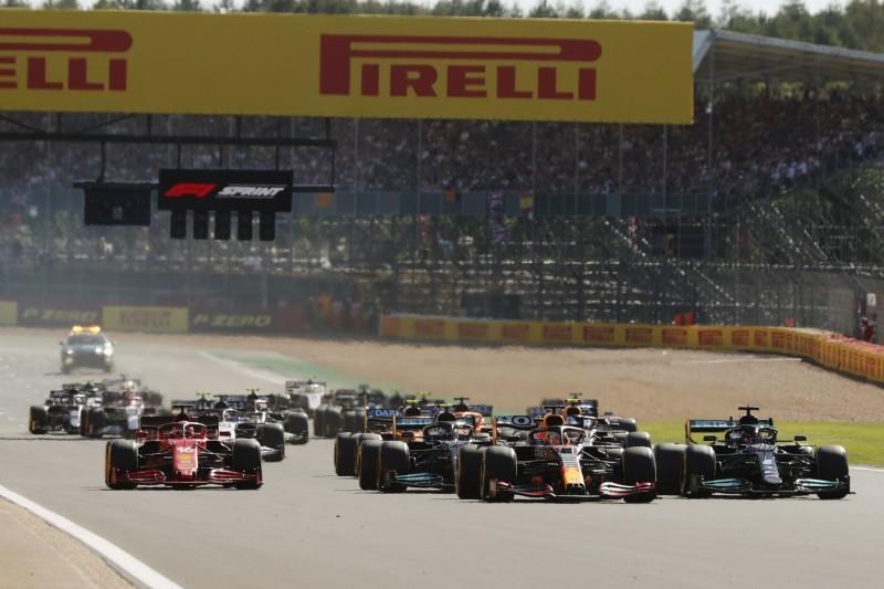 Formel 1 Monza 2021: Zeitplan für zweites Rennen mit Sprint veröffentlicht