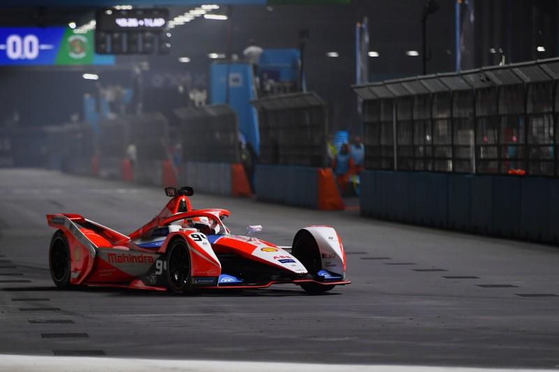 Formel E London 2021: Sieg für Alex Lynn nach Strafe gegen di Grassi