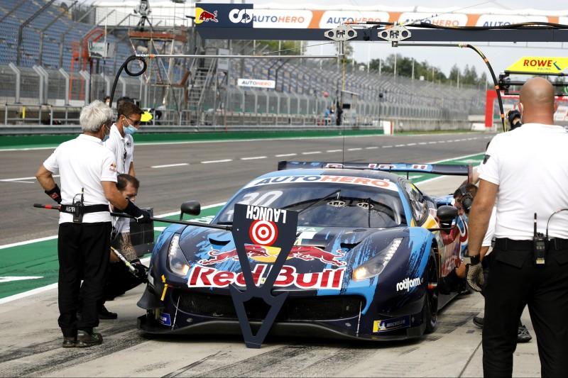 Liam Lawson entschuldigt sich für verpatzten Ferrari-Stopp am Lausitzring