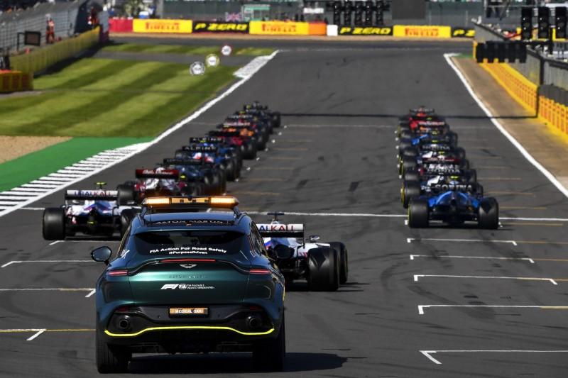 """Masi: Die Formel 1 sollte """"stolz"""" auf ihr erstes Sprint-Wochenende sein"""