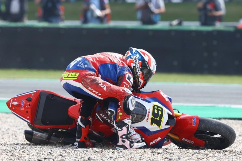"""Alvaro Bautista ist """"ein wenig angepisst"""": Honda in Assen abgeschlagen"""