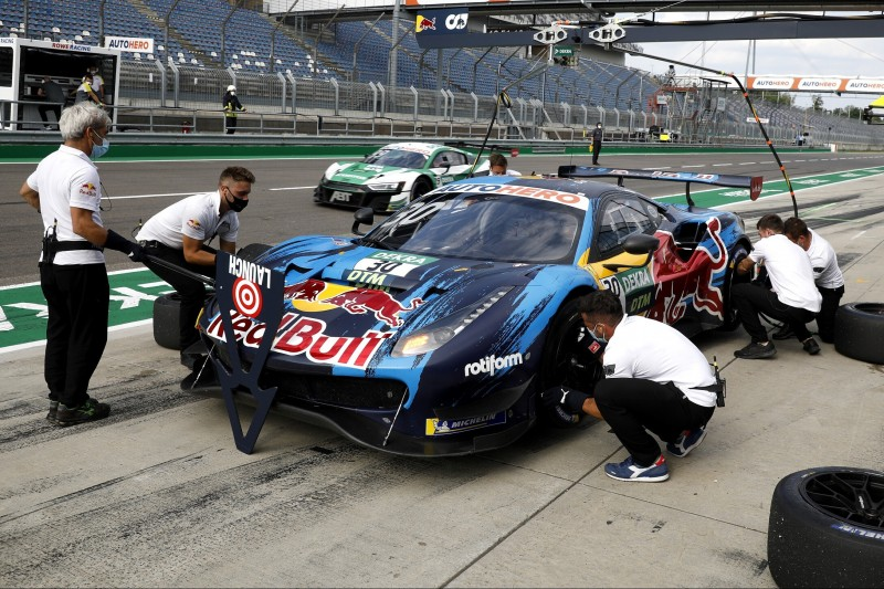 """""""Muss angeglichen werden"""": Abt fordert Verbot der genialen Ferrari-Stopps"""