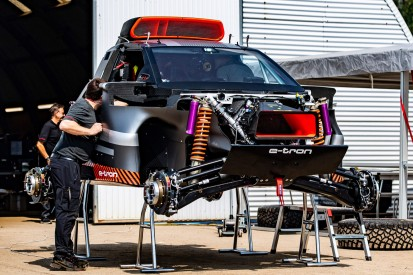 "Audis ""Mondlandung"": So komplex ist der RS Q e-tron für die Rallye Dakar"